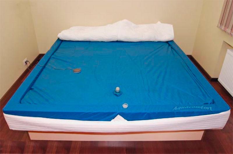Фото водяной кровати
