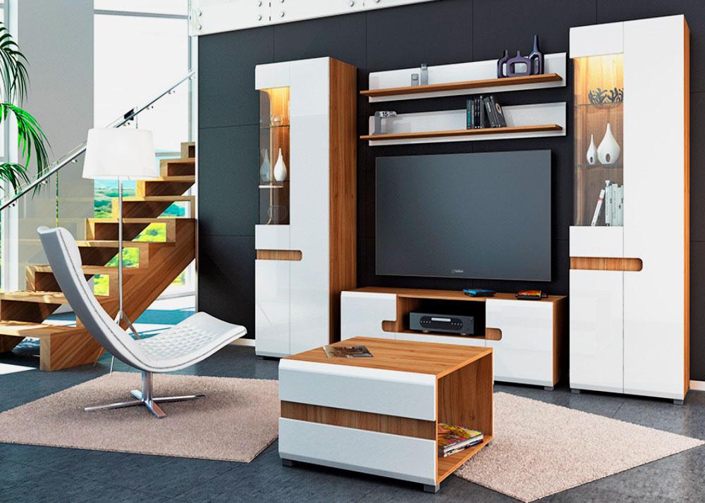Мебельный гарнитур в гостиную