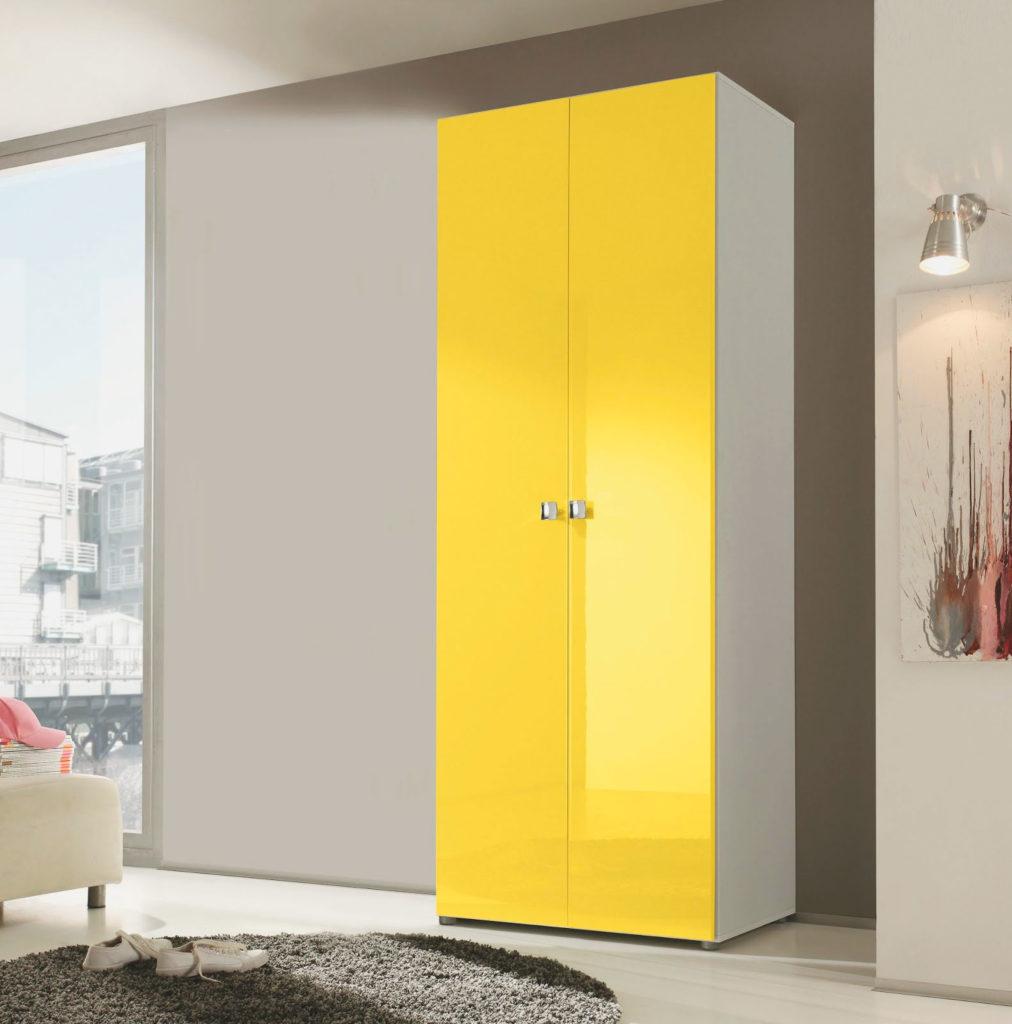 Фото шкафа с распашными дверьми