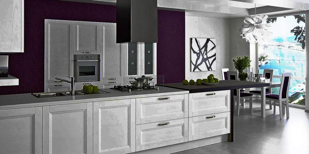 Фото стильной современной кухни