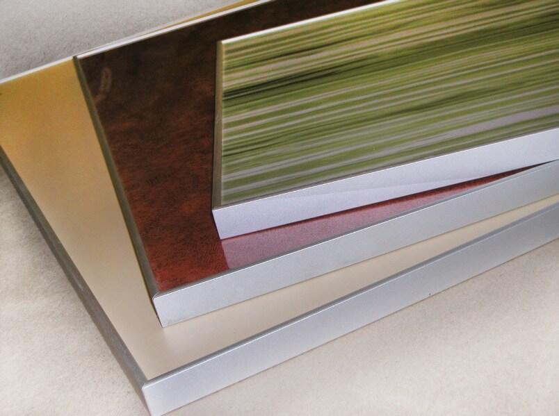 Фото алюминиевого фасада для кухни