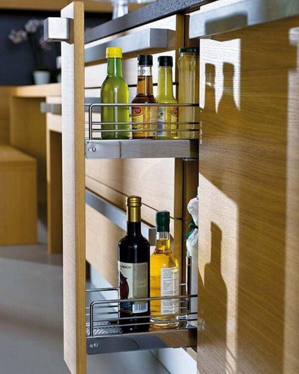 Кухонное карго для напитков и сцеций