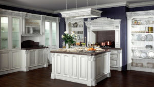 Фото кухни с порталом