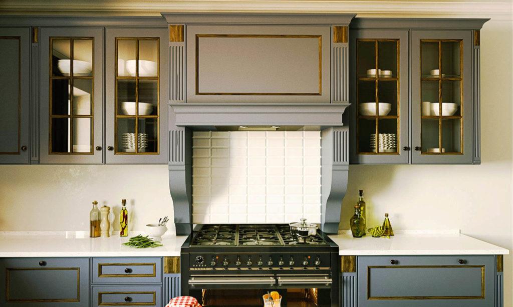 Фото кухонного портала