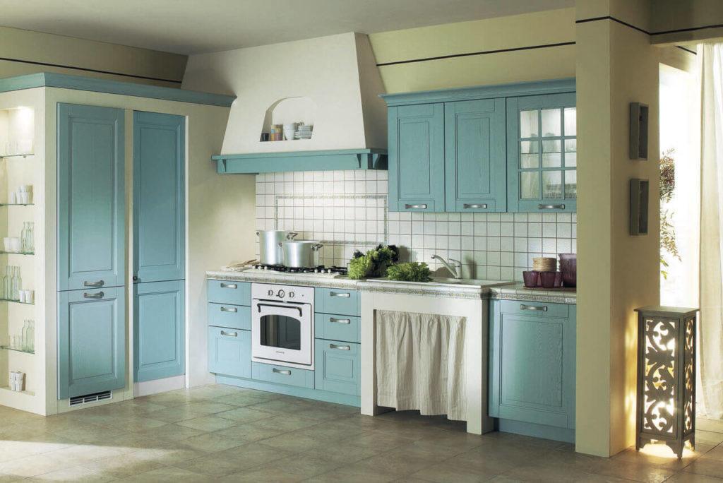 Фото кухонных шкафов с филенчатыми фасадами