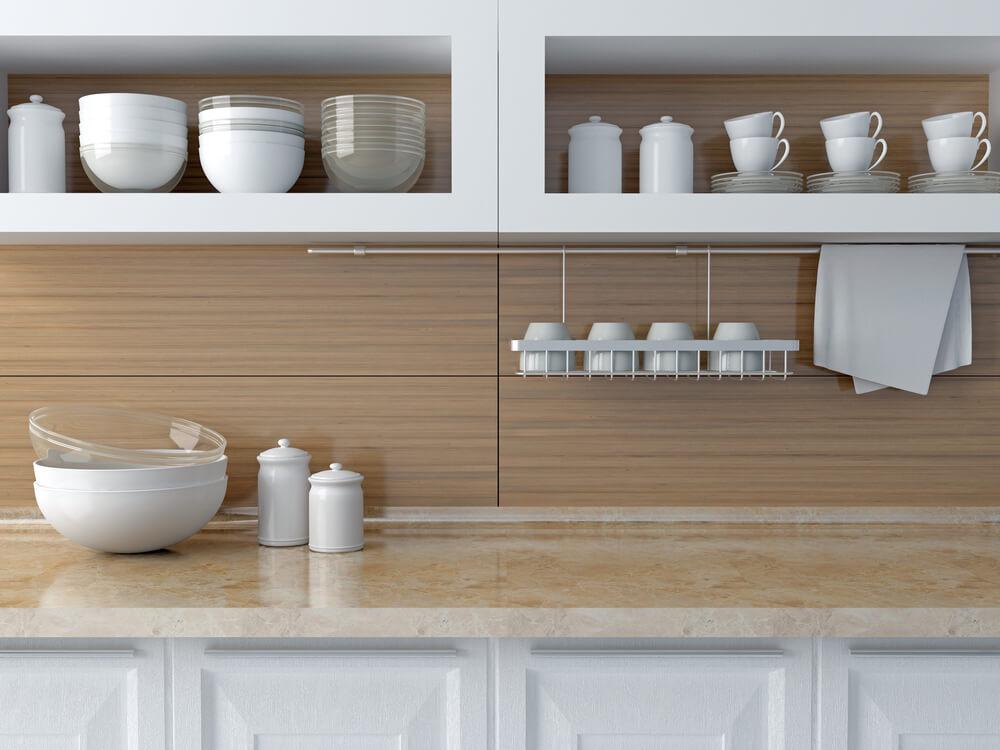 Фото фартука кухонного гарнитура