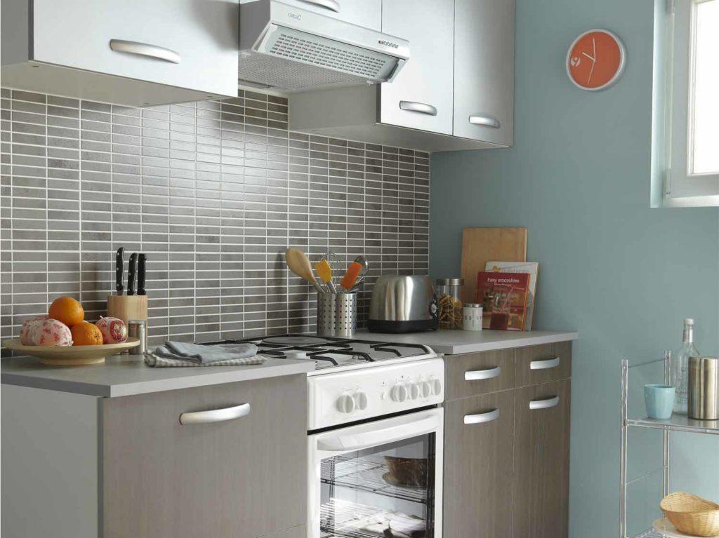 Фото маленького кухонного гарнитура