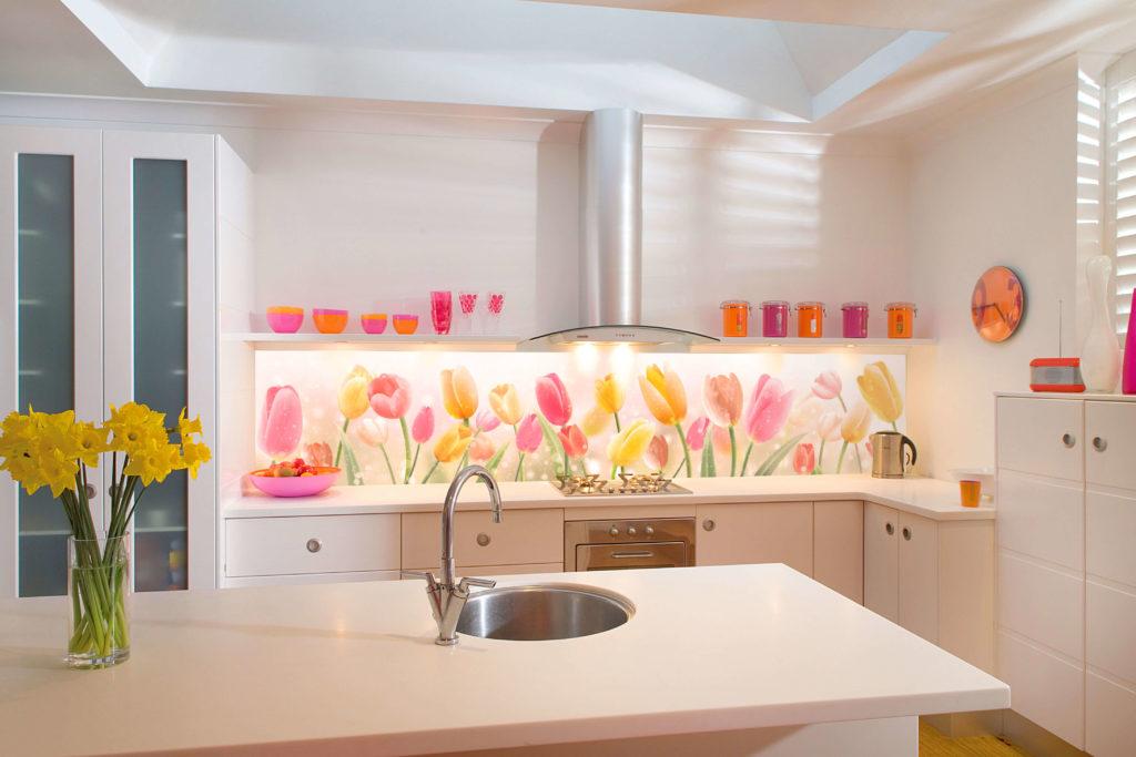 Пластиковое АБС покрытие кухонной рабочей стенки