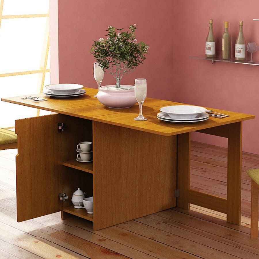 Фото кухонного стола тумбы с двумя столешницами и шкафчиком