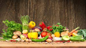 Фото овощного ассорти
