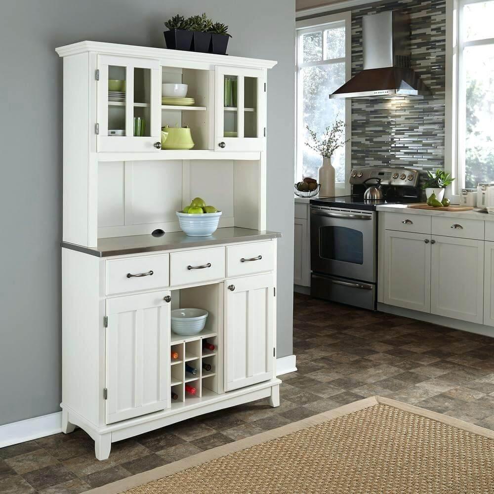 Фото буфета в интерьере кухни