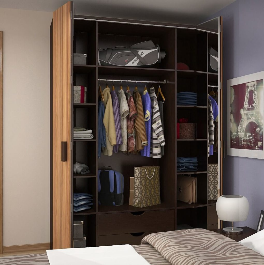 плательные шкафы для спальни фото ассортименте компании ермис