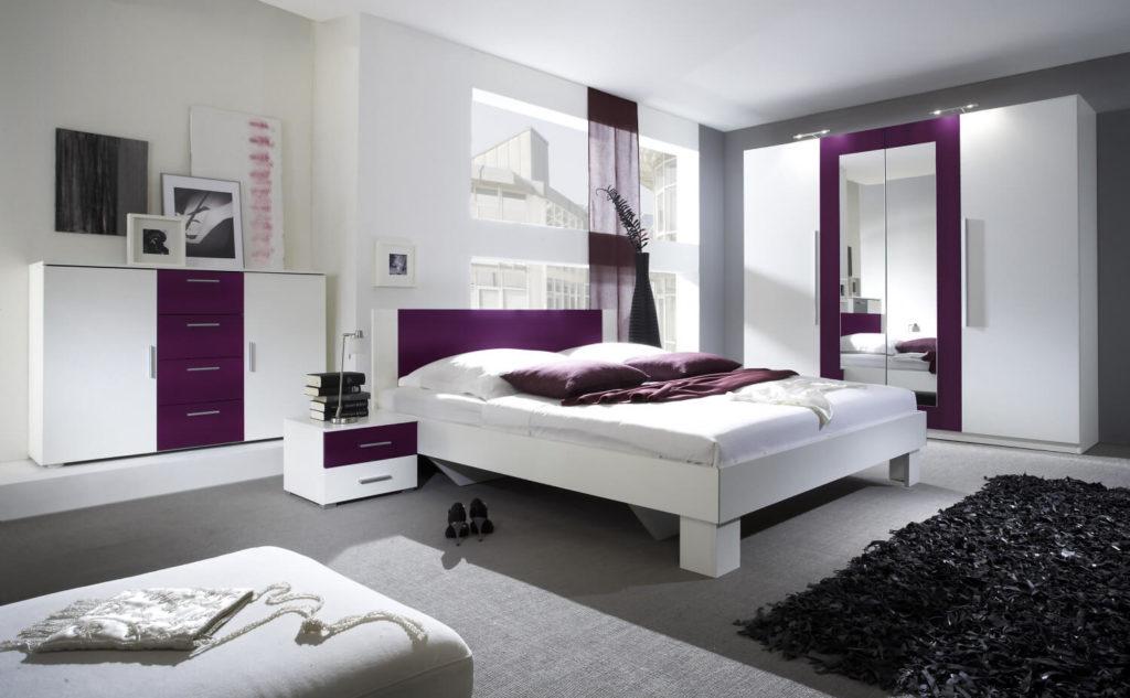 Спальный гарнитур в современном стиле
