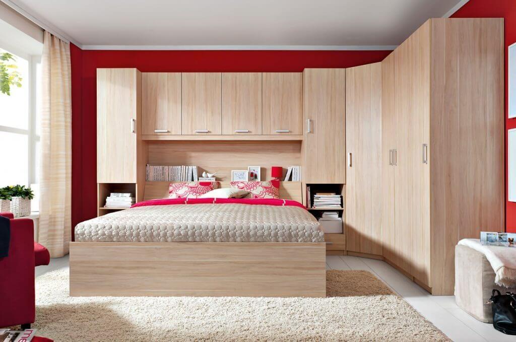 Спальный гарнитур с пеналом