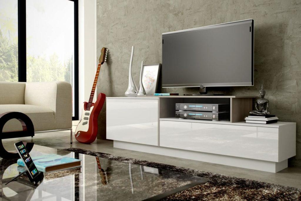 ТВ тумба в современном стиле
