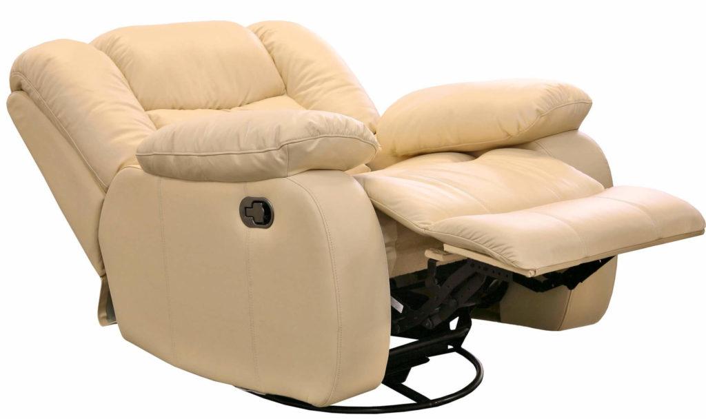 Фото механического кресла реклайнер