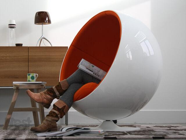 Кресло шар