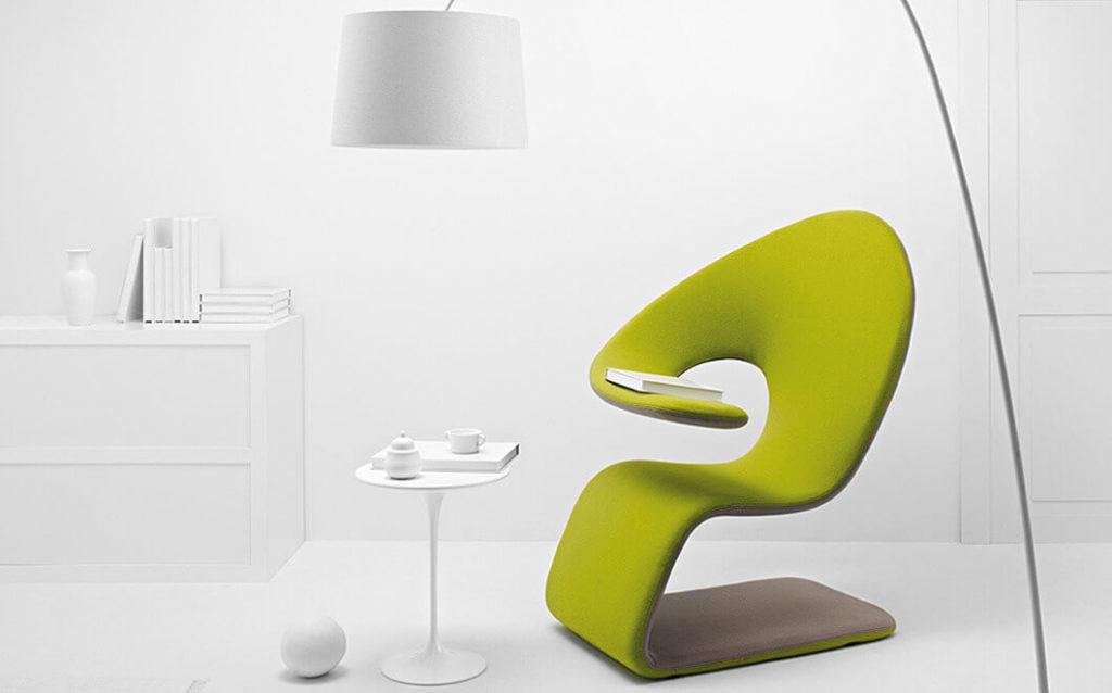 Необычное дизайнерское кресло