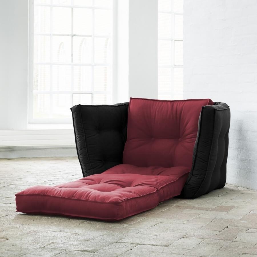 бескаркасный диван-трансформер фото