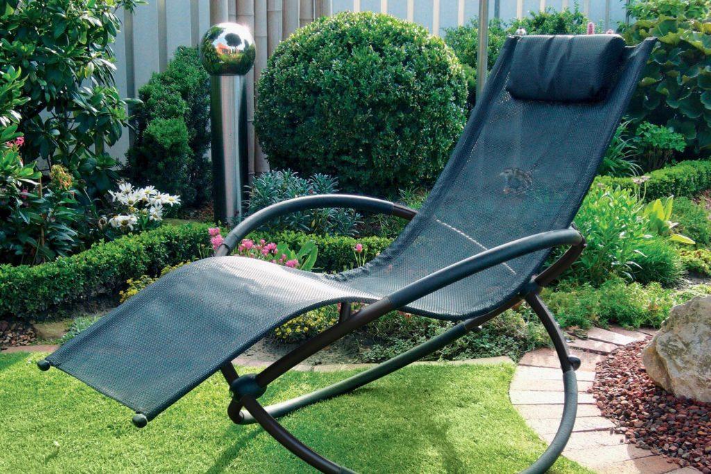 Раскладное уличное кресло