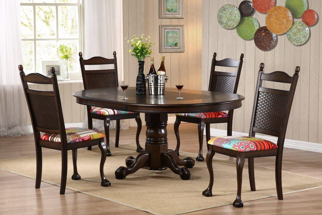 Фото деревянных кухонных стульев