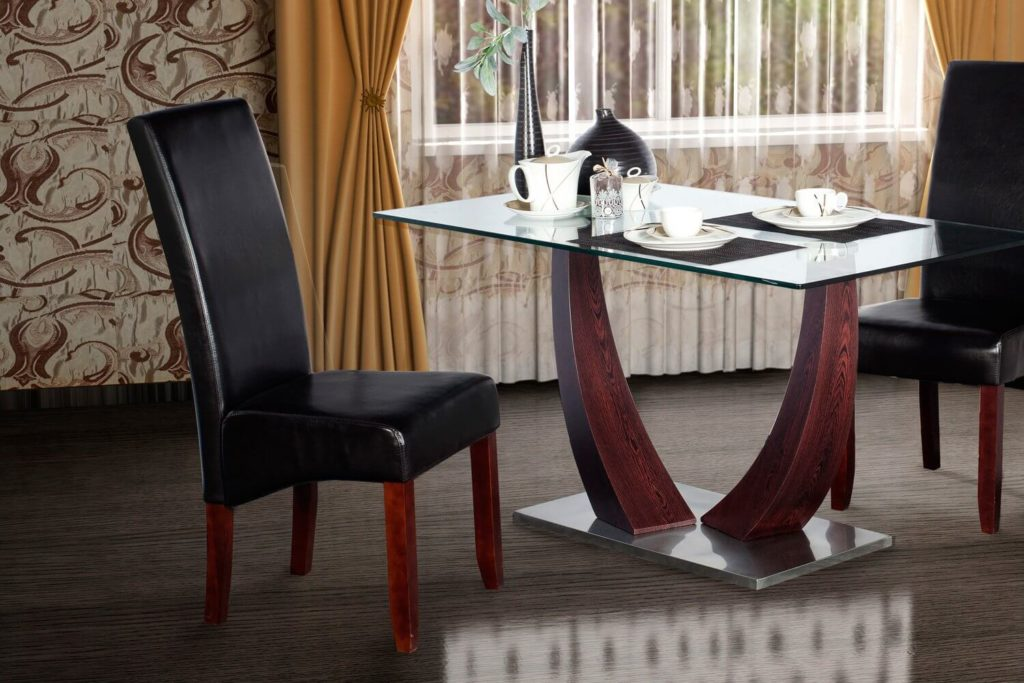 Мягкий обеденный стул для кухни