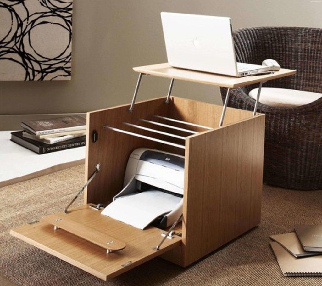 складной стол для ноутбука малогабаритный