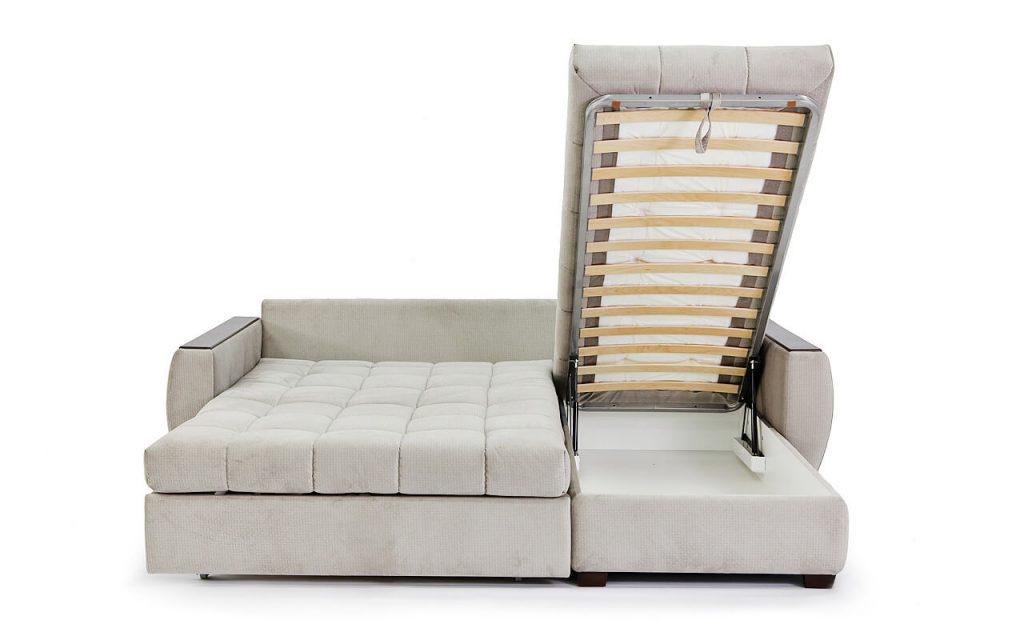 диван аккордеон для сна