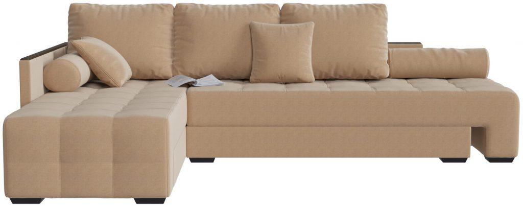 фото дивана с поворотным механизмом трансформации