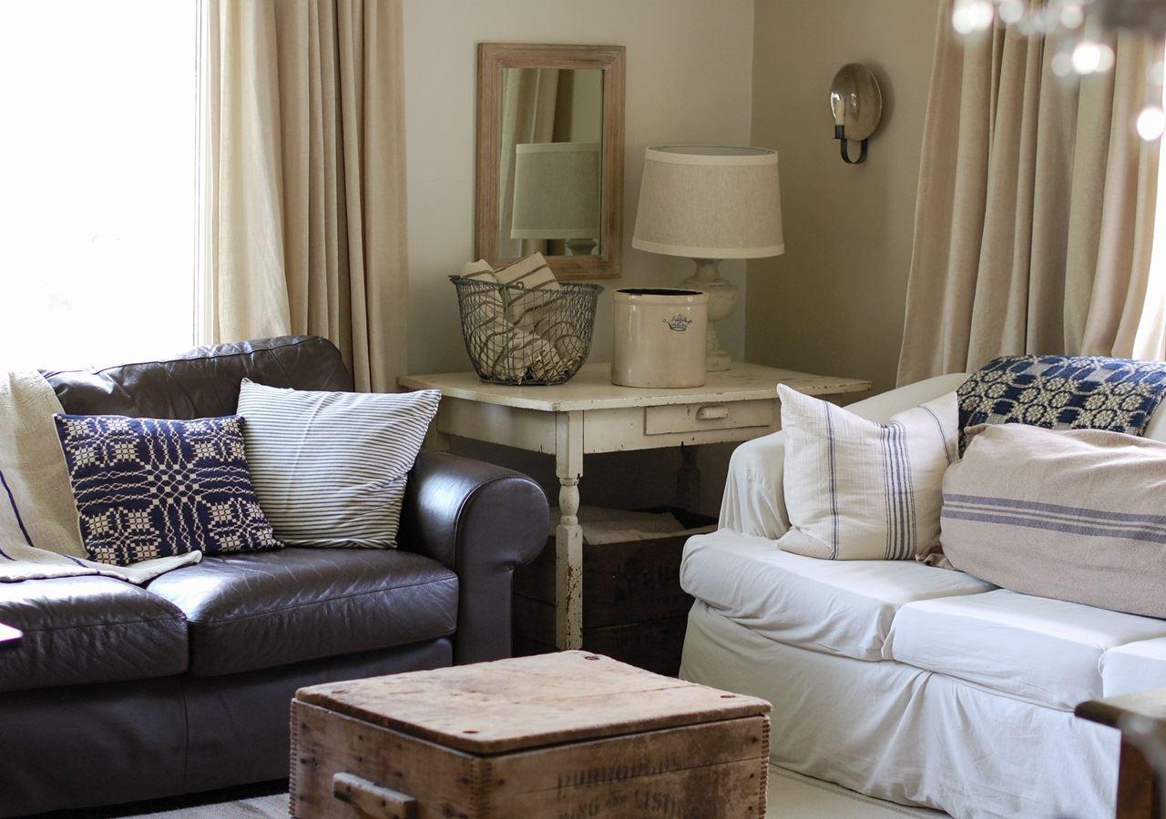 Два дивана в интерьере (20)