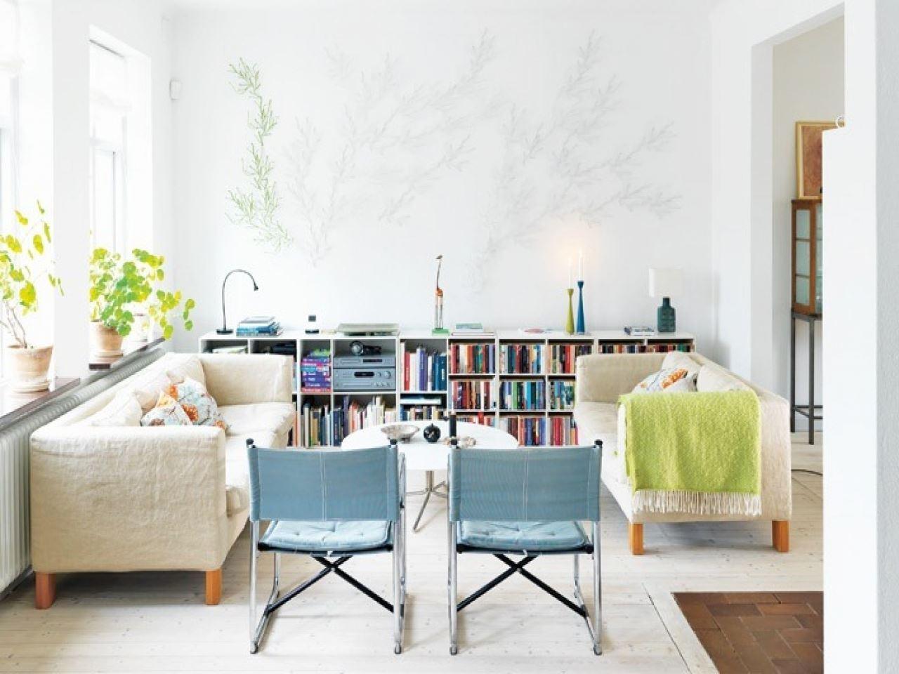Два дивана в интерьере (28)