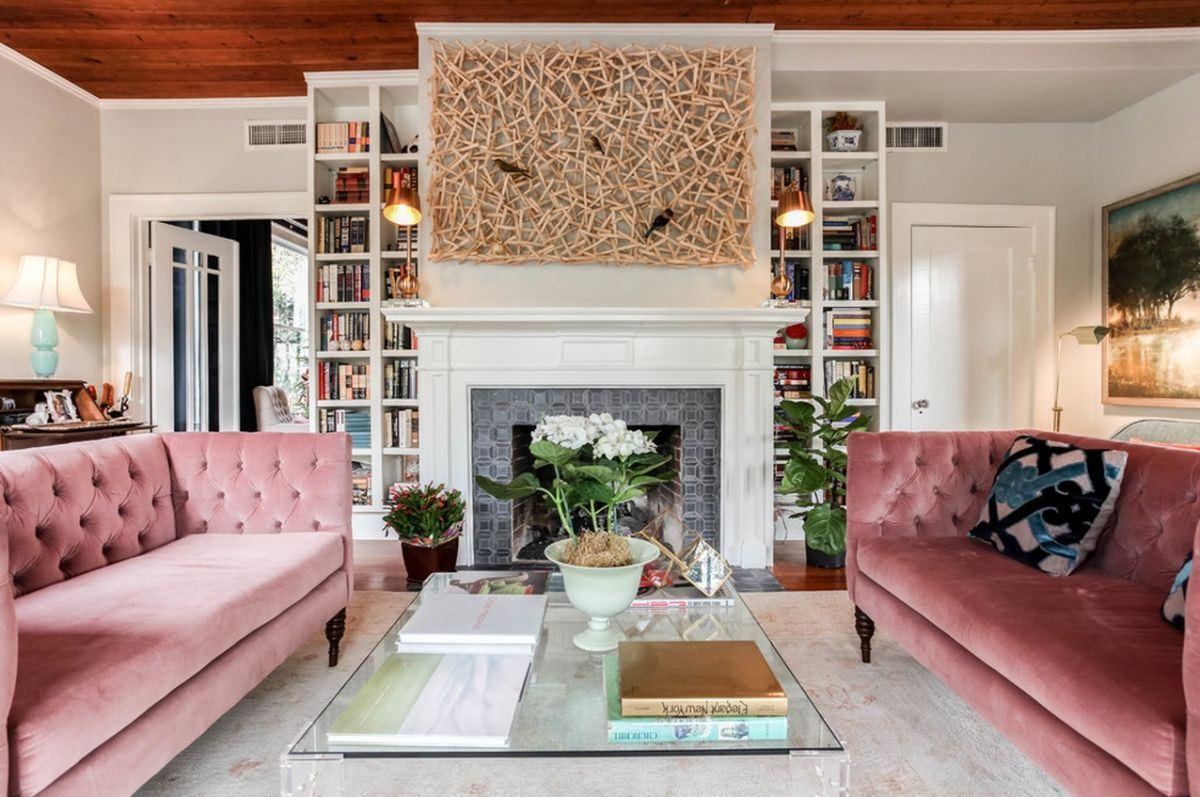 Два дивана в интерьере (29)