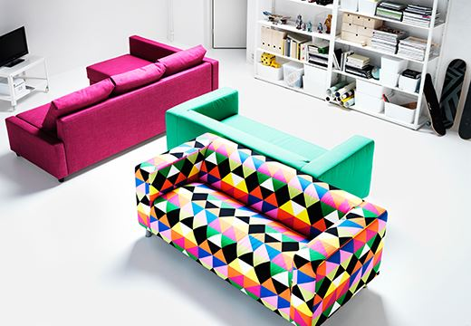 Два дивана в интерьере (3)