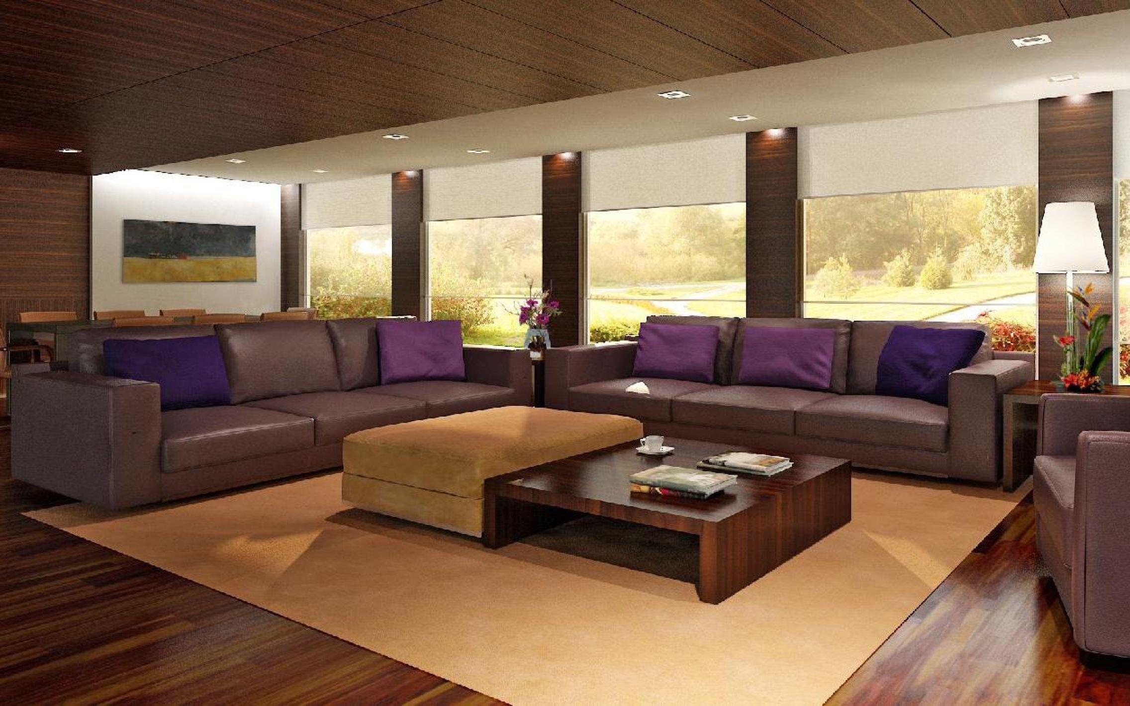 Два дивана в интерьере (8)