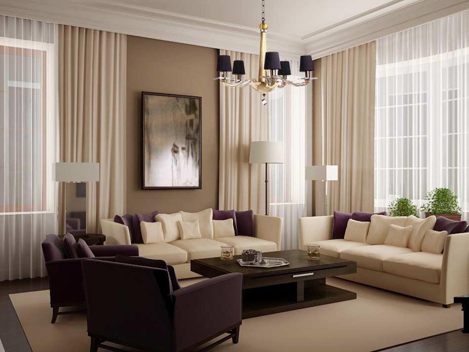 Два дивана в интерьере (9)