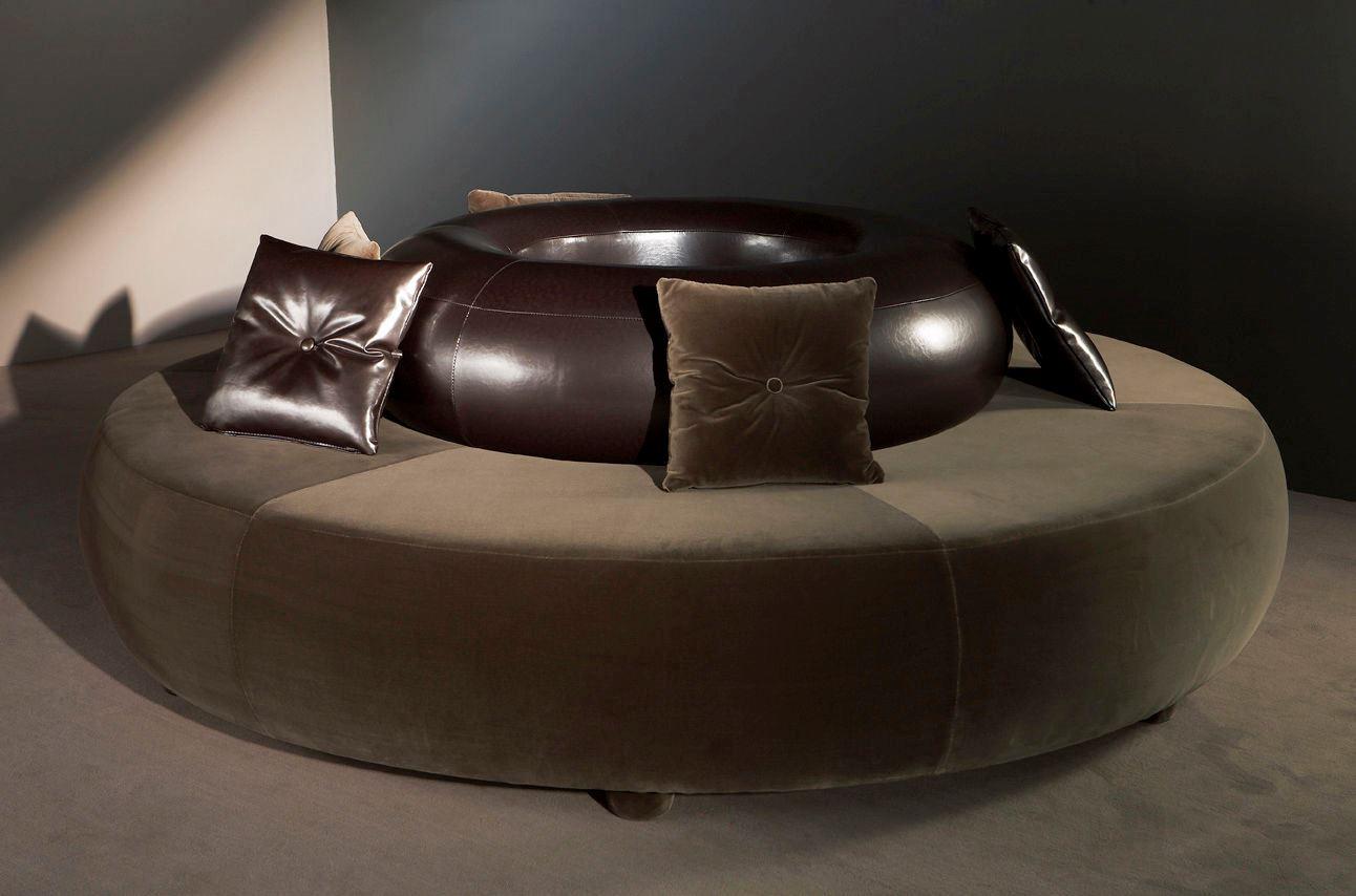 Круглые диваны (33)