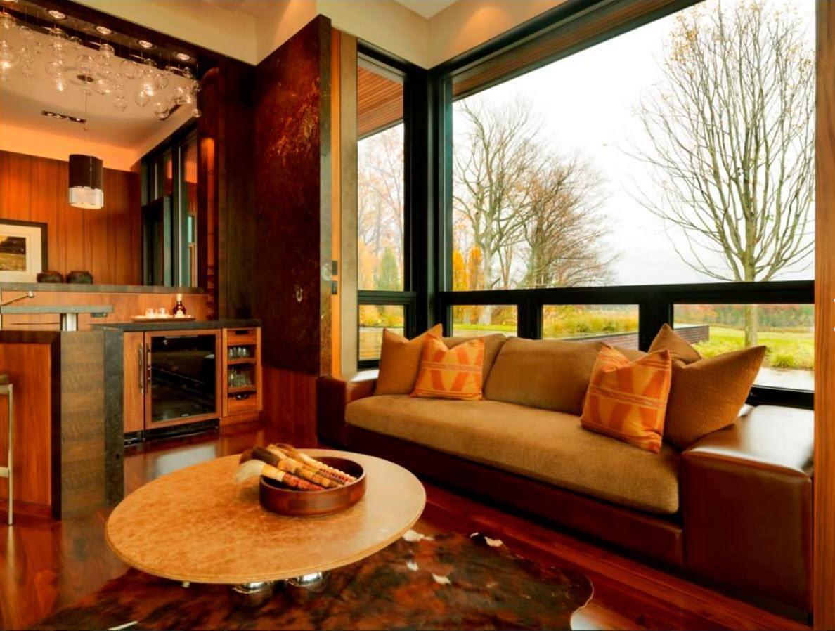 Красивые квартиры с эркером дизайн