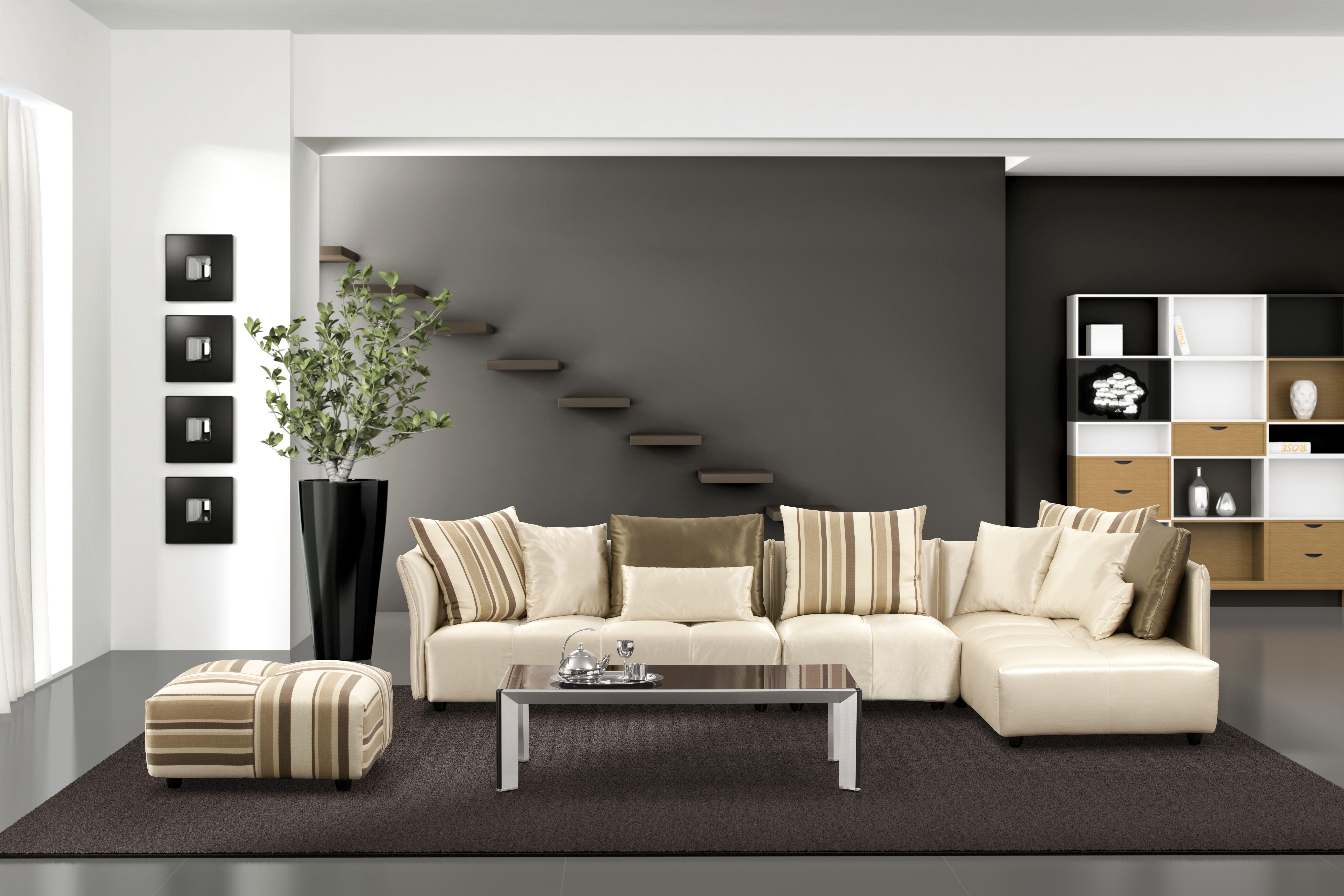 Модульный диван для гостиной (12)
