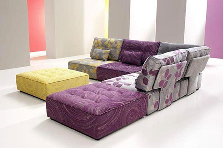 Модульный диван для гостиной (2)