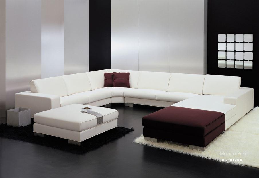 Модульный диван для гостиной (32)