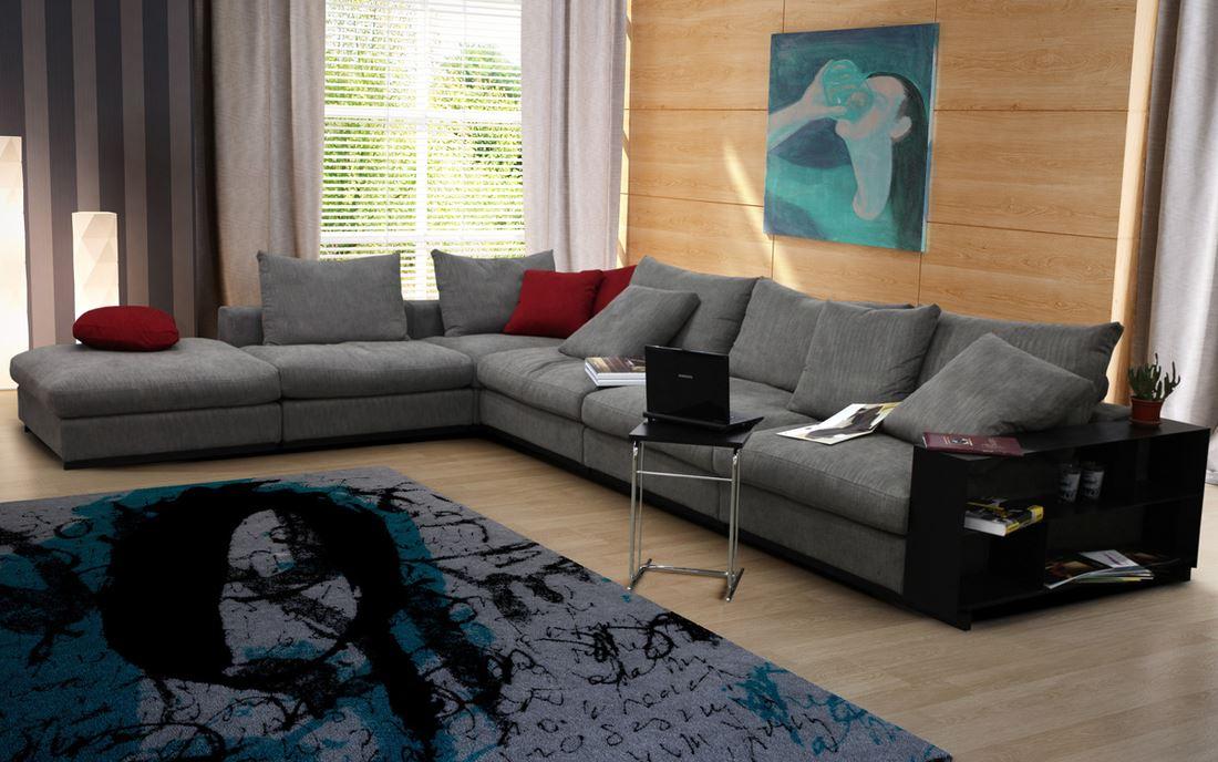 Модульный диван для гостиной (34)