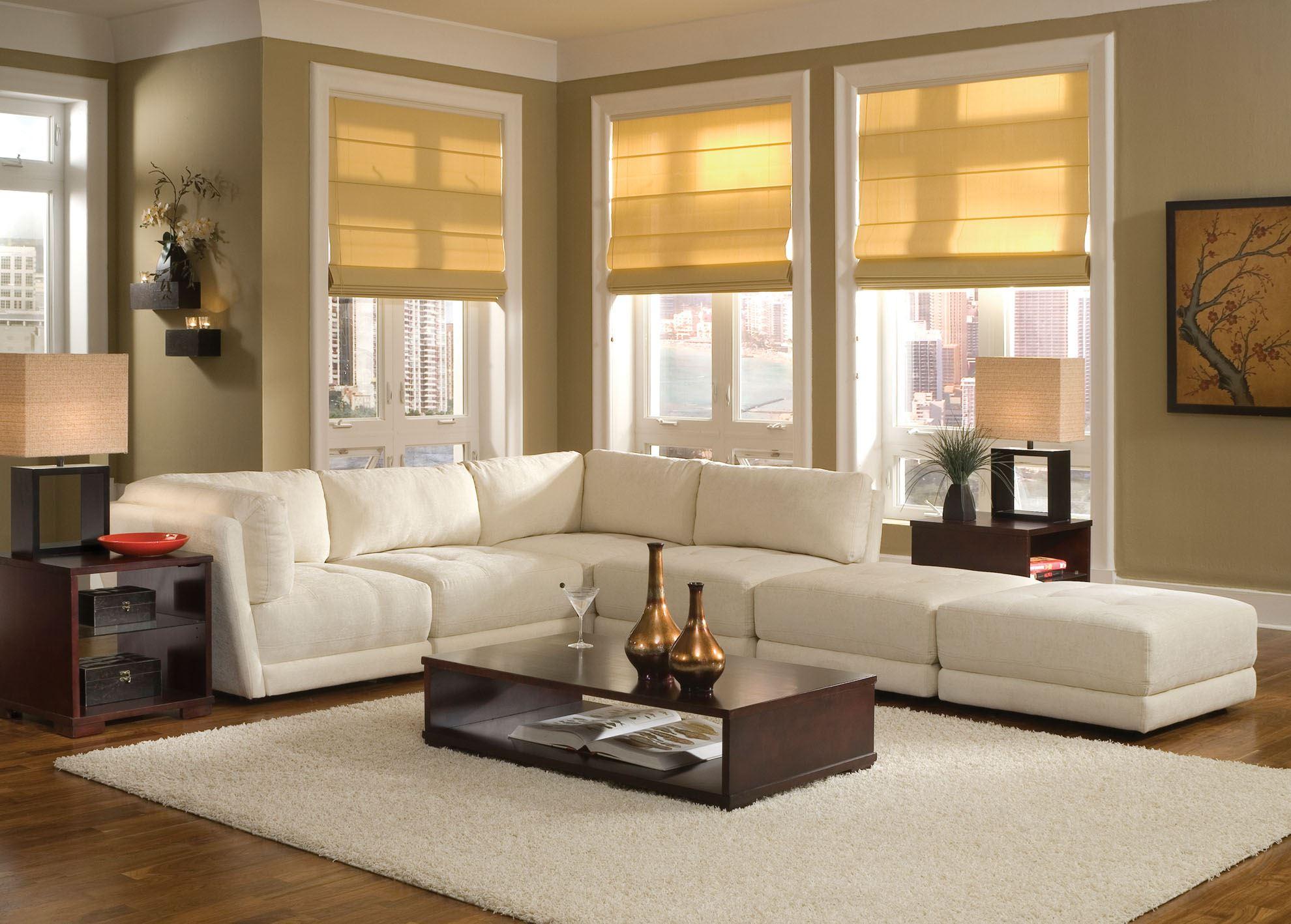 Модульный диван для гостиной (35)
