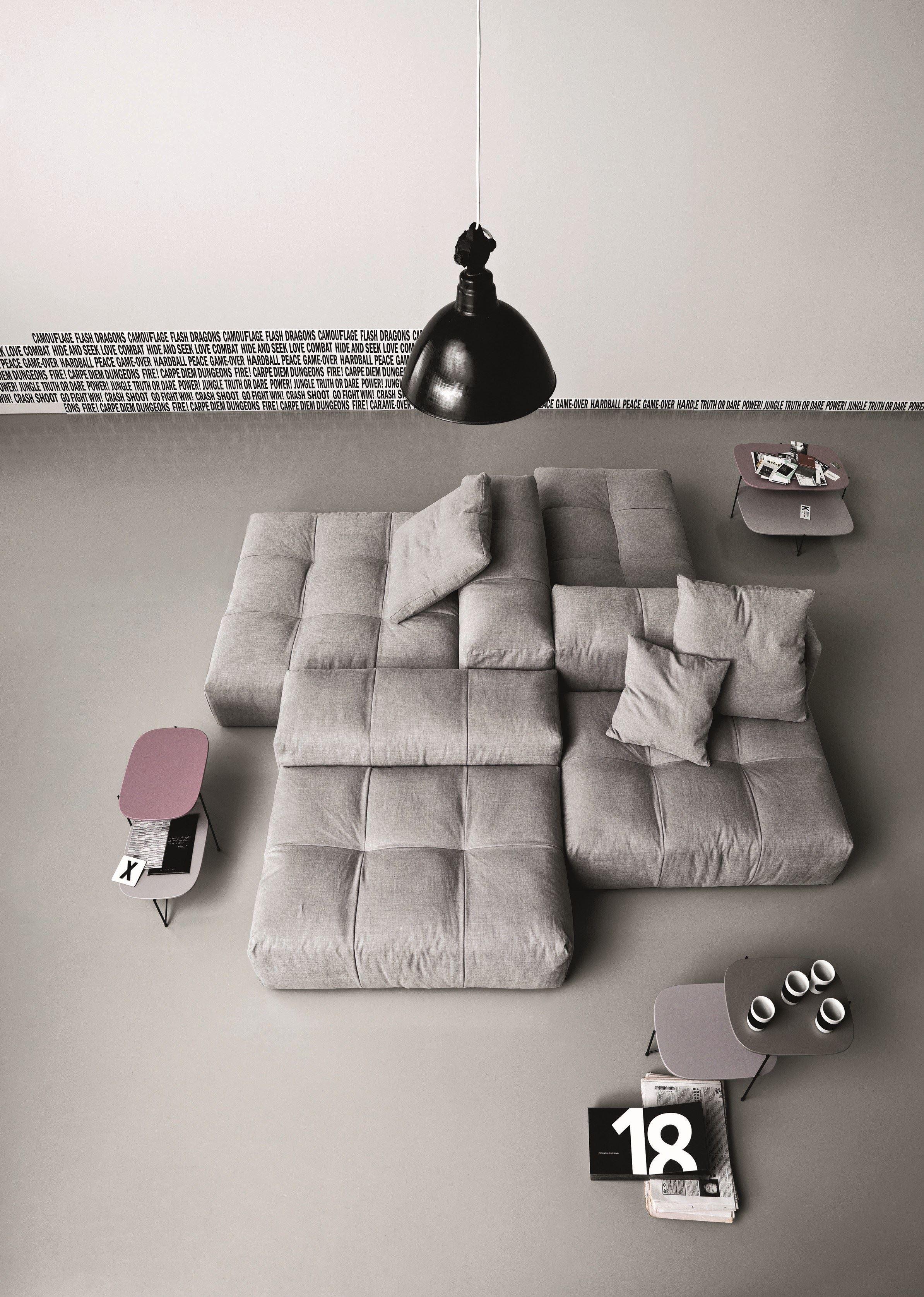 Модульный диван для гостиной (39)