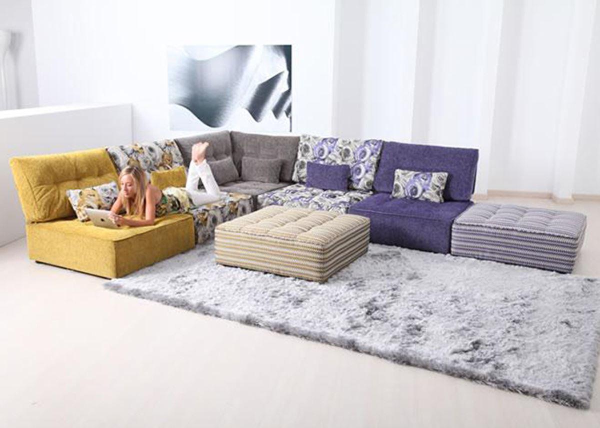 Модульный диван для гостиной (47)