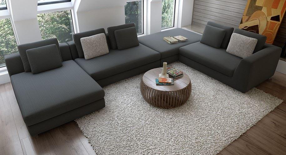 Модульный диван для гостиной (54)