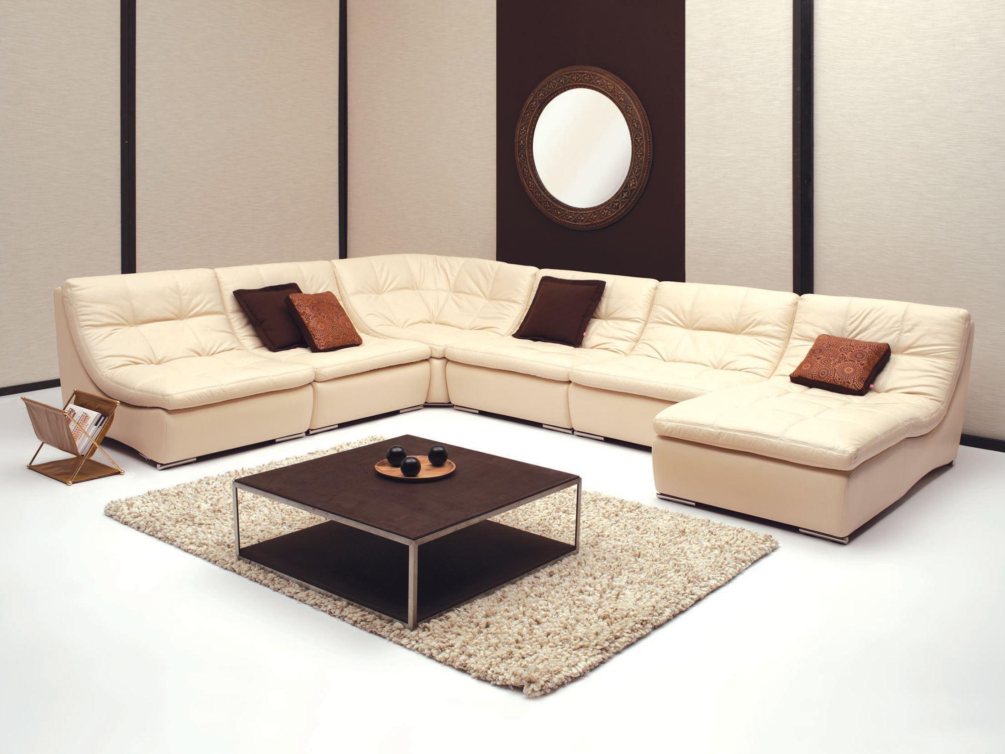 Модульный диван для гостиной (60)