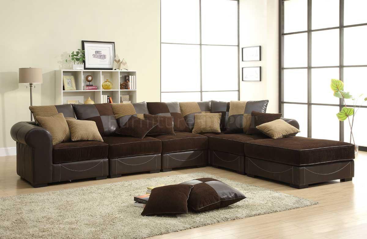 Модульный диван для гостиной (63)