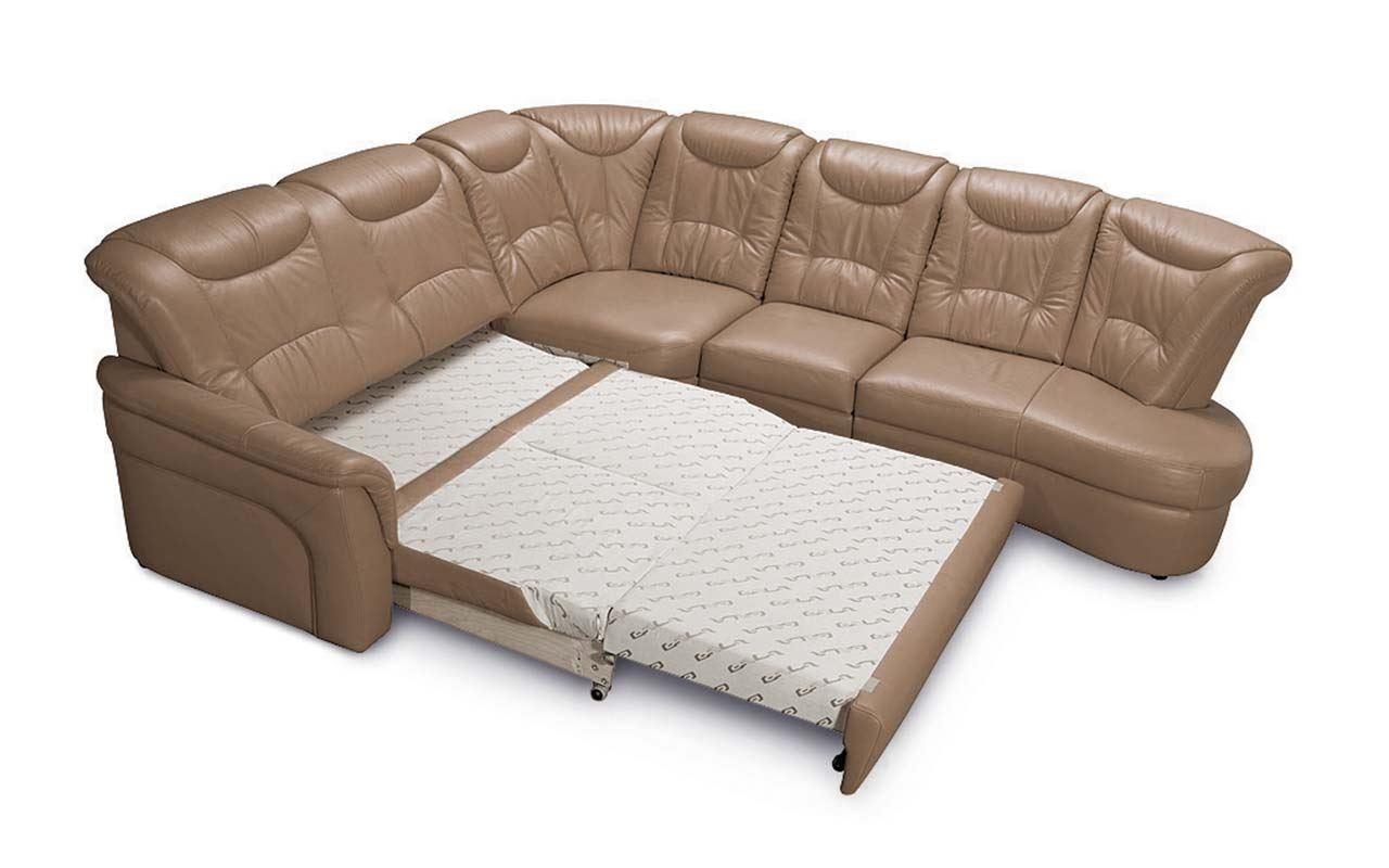 Модульный диван со спальным местом (10)