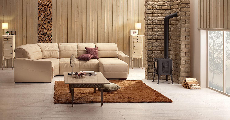 Модульный диван со спальным местом (14)