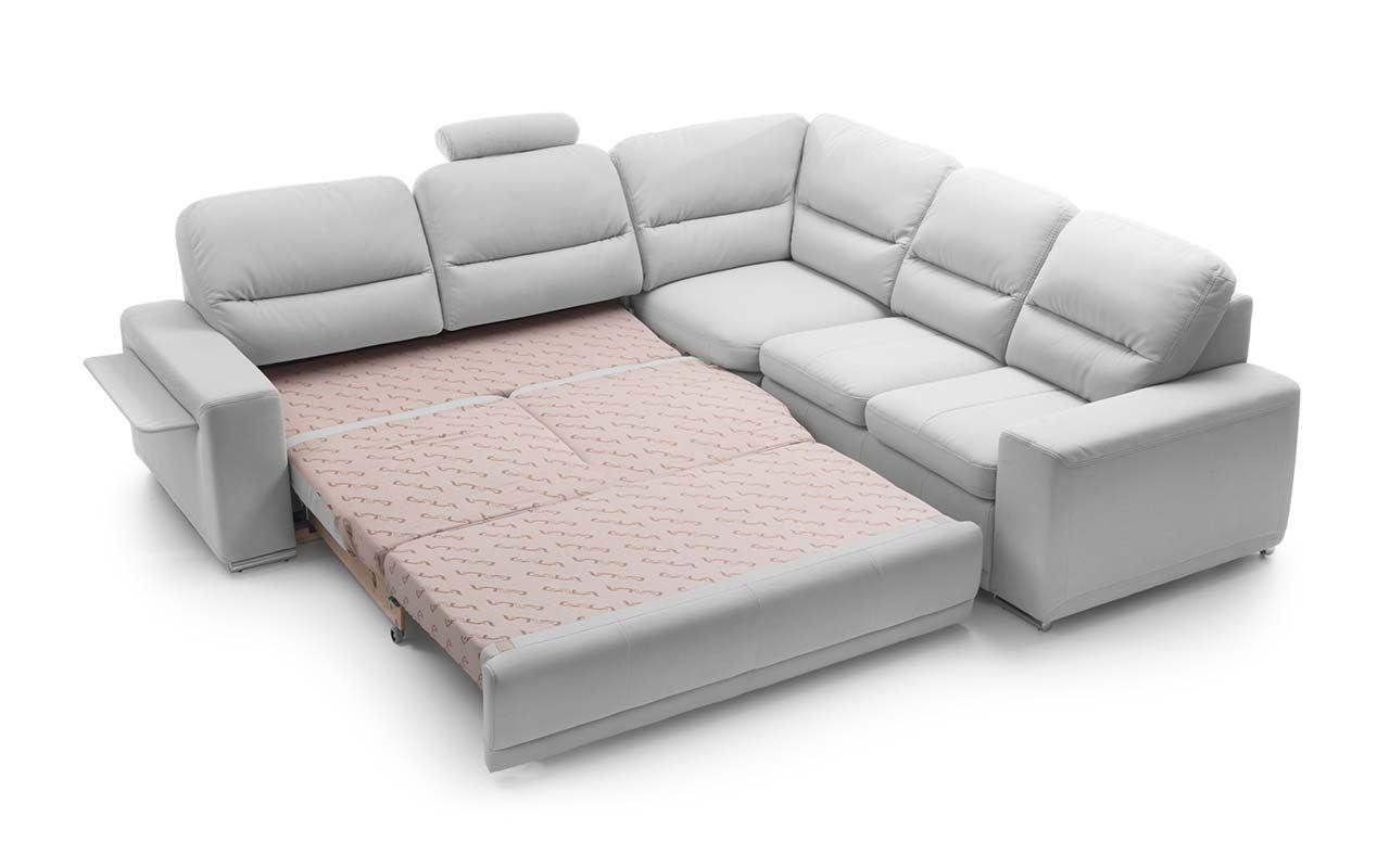 Модульный диван со спальным местом (18)